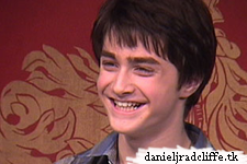 Harry Potter and the Chamber of Secrets press conference in Tokyo
