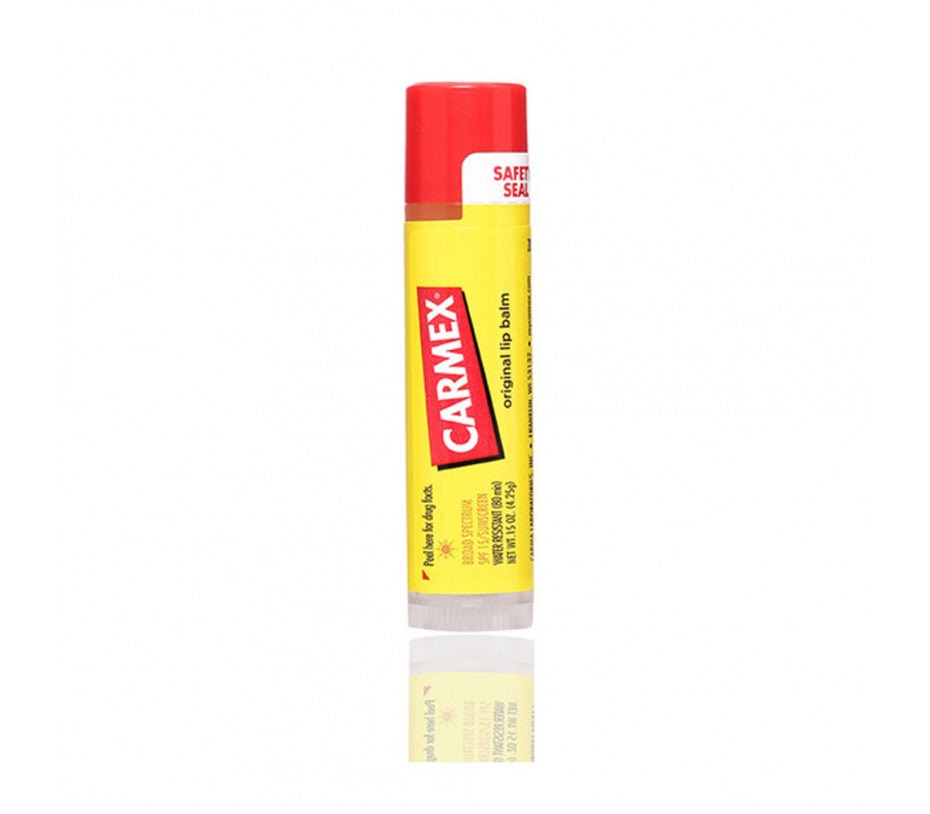 Carmex Original Lip Balm Stick .15oz/4.3g