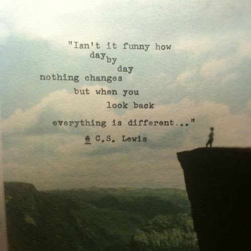 Love Quote Life Quotes Teenager Changes Days Lookingback Inspired