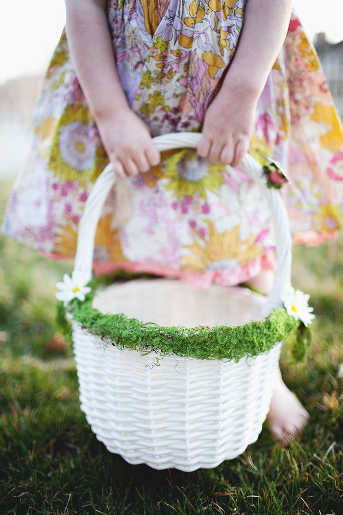 her easter basket