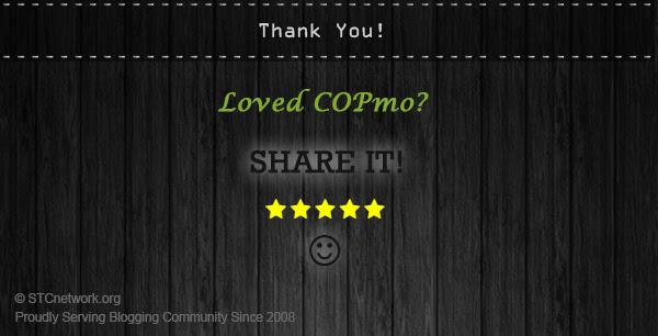Share COPmo Responsive Blogspot Template