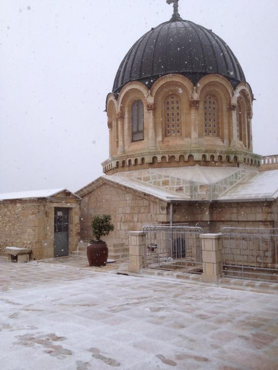 Ecce Homo Basilica - Old City Jerusalem