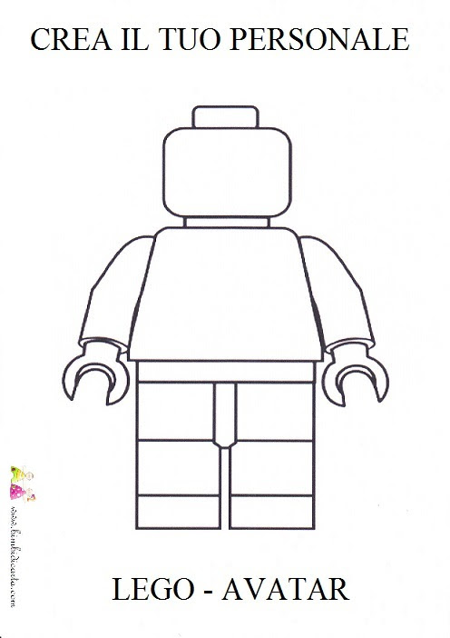 Lego Festa Bimbi Di Carta