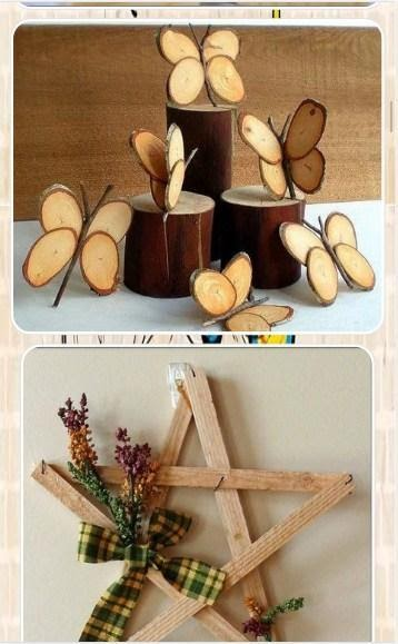 Unique Wood Craft