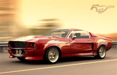 classic car information  shelby mustang gt