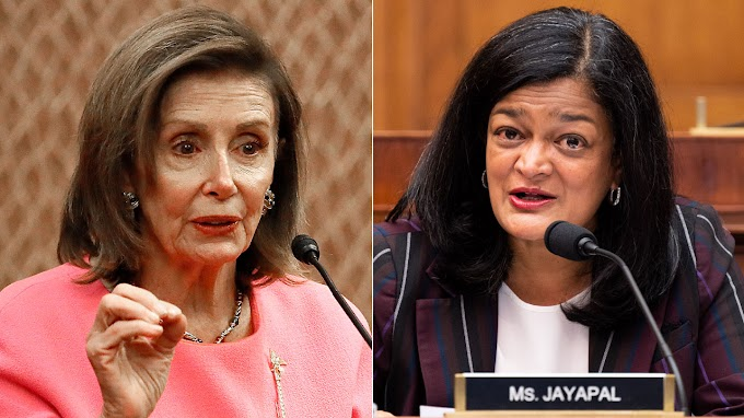 FOX BIZ NEWS: Jayapal hits Pelosi over comments on shrinking reconciliation bill in fundraising email