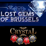 Crystal Spin Casino Unveils New Lost Gems of Brussels Slot Game