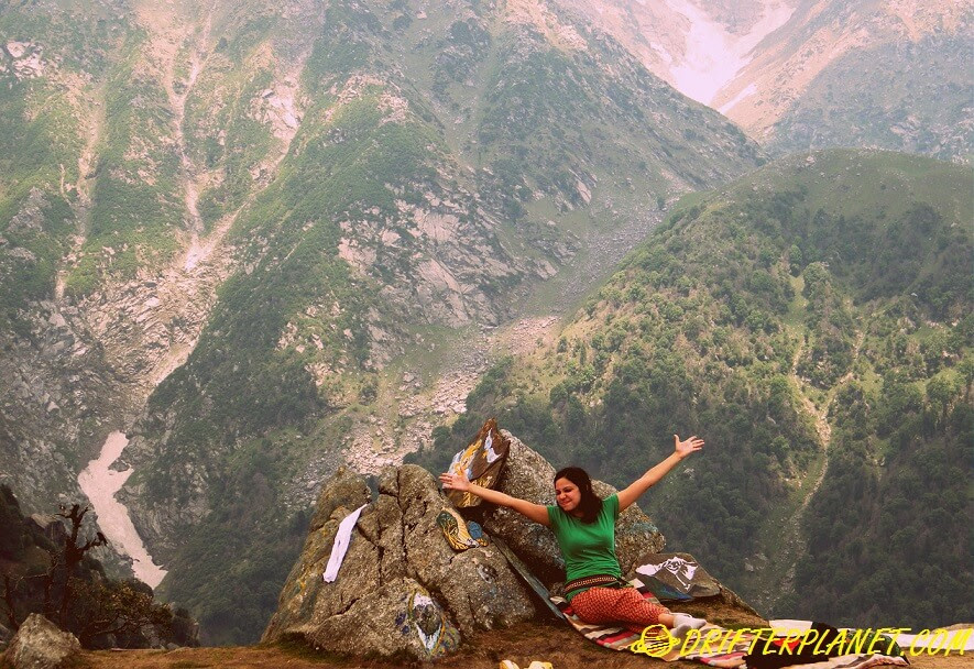 Triund in Himachal Pradesh