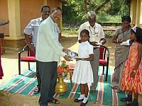 Celebration of Sadhana Diwas at VKV Kanyakumari