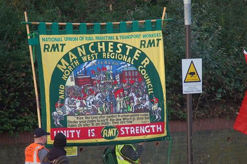 Strike March Nov 11 10