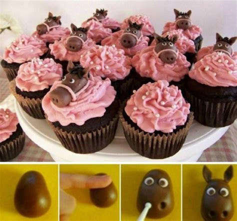 Horse Cupcakes Pictures, Photos, and Images for Facebook