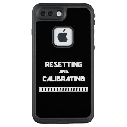 Drone Phone Case - Resetting and Calibrating