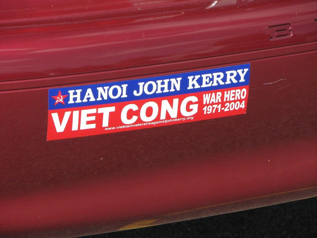 Righty bumper sticker