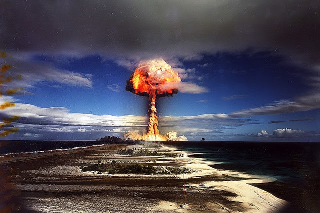 El plutonio de los tests sigue en la estratosfera