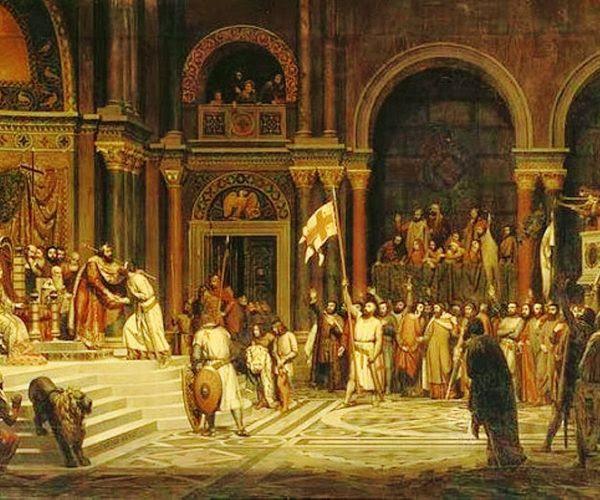 Αποτέλεσμα εικόνας για «Βυζαντινή ὑψηλή στρατηγική