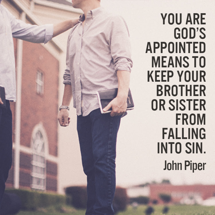 You Are Gods Appointed Mean To Keep Your Brother Or Sister From