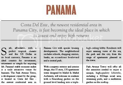 Asaf Tuchmair  - Panama Project