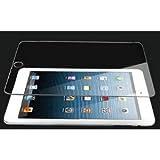 クロスフォレスト iPad mini Retina用第三世代強化ガラスフィルム 樹脂製ボタン(白/黒)付属 「CF-GD3IPM」液晶保護フィルム