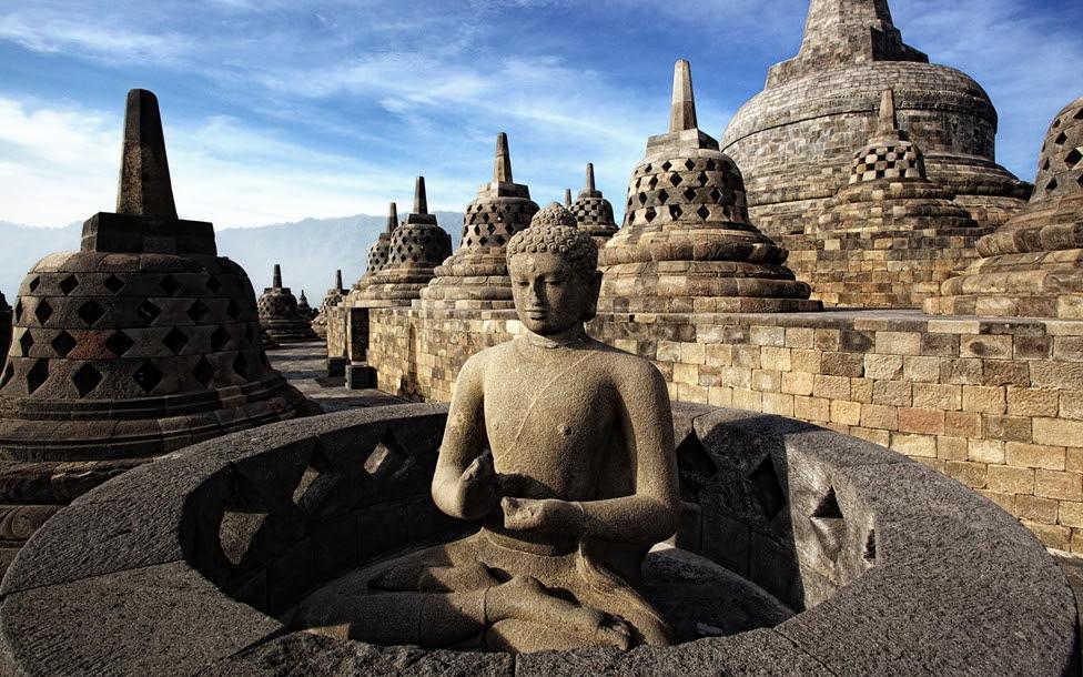 10 Interesting facts about Borobudur  Yallabook