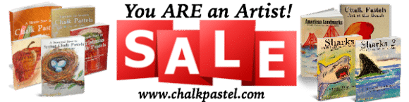 You ARE an Artist Sale!