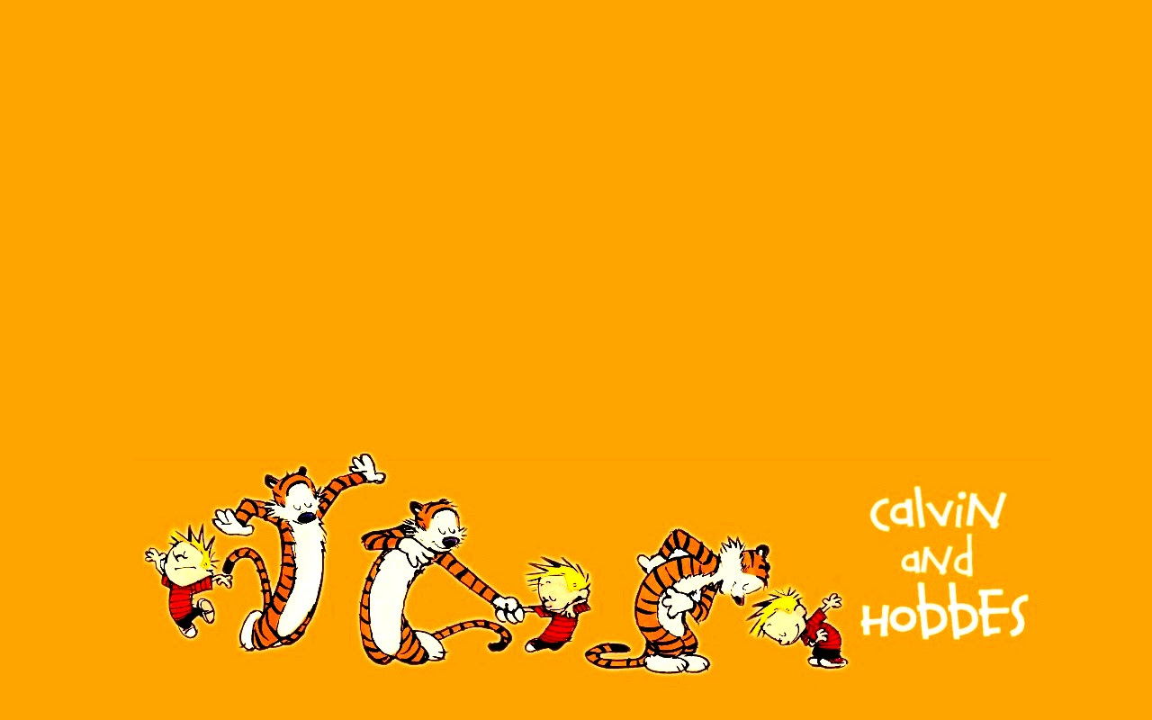 Calvin And Hobbes Wallpapers Wallpapers Turret
