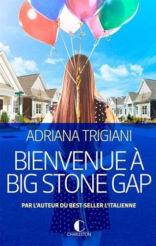 Couverture Big Stone Gap, tome 1 : Bienvenue à Big Stone Gap