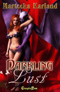Darkling Lust by Marteeka  Karland