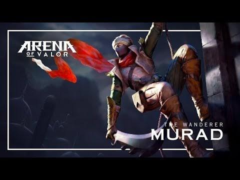 Murad Kahraman Tanıtımı - Arena of Valor