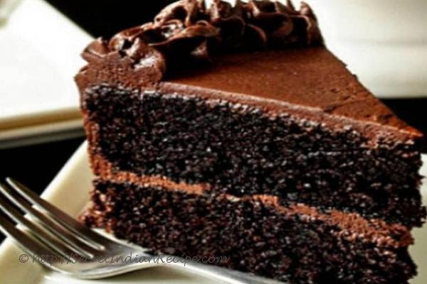 How to make Ultimate Chocolate Cake Recipe - Indian ...
