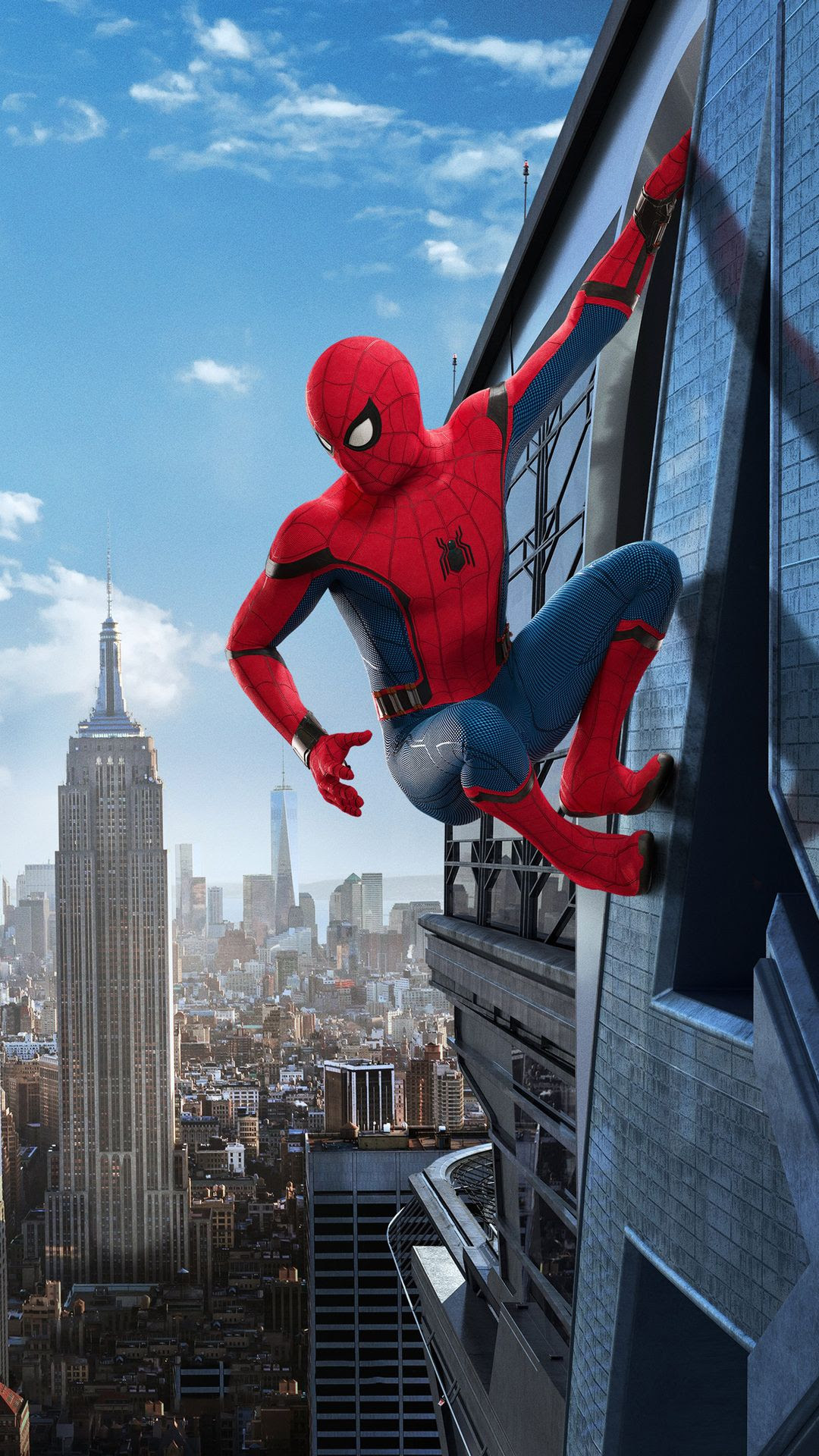 Spiderman Infinity War Wallpaper 4k