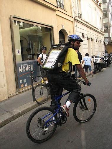 Quelles sont les qualités nécessaires pour être un bon coursier à vélo?