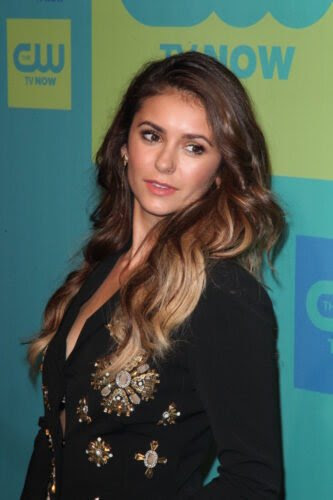 The CW Upfronts 2014 at The London Hotel by The New York City Center Featuring: Nina Dobrev Where: NYC, New York, United States When: 14 May 2015 Credit: PNP/WENN.com