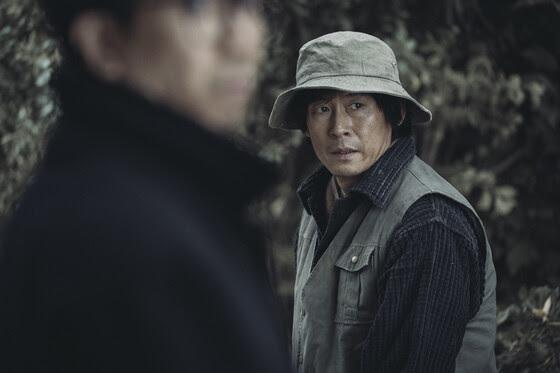 2018년에 개봉된 영화 <1987>에서 배우 설경구가 민주화운동의 막후 조율사인 김정남씨를 연기하고 있다. 사진 씨제이 이앤엠