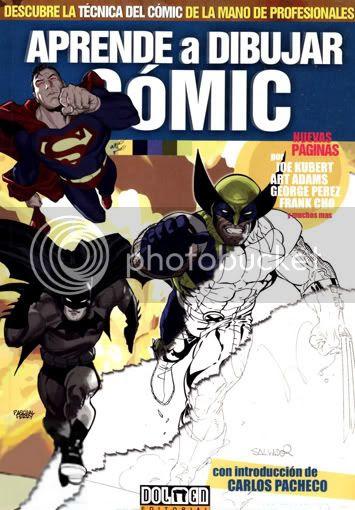 Aprende a dibujar cómics 02