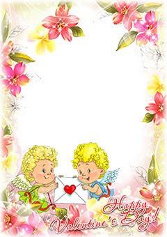 Happy Valentines Day Photo Frames Online Loonapixcom 60 Frames