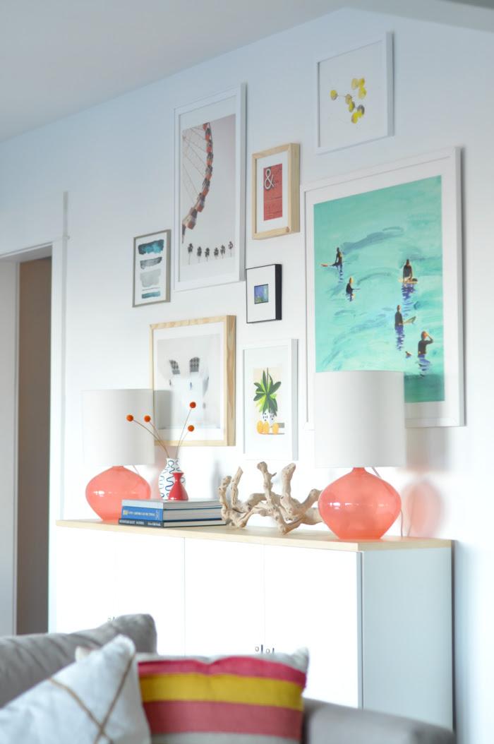 ORC: Dining Room - Gallery Wall (Week 3, Spring 2015 ...