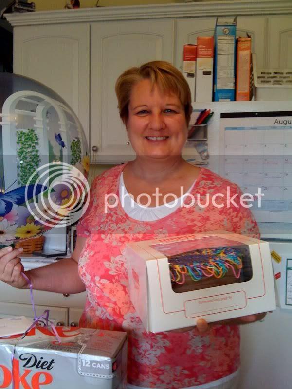 Ellen bday delivery