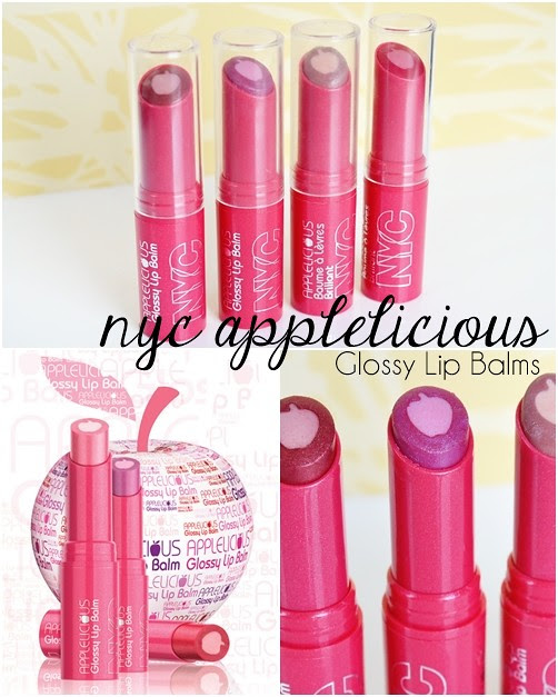 nyc_applelicious_glossy_lip_balms