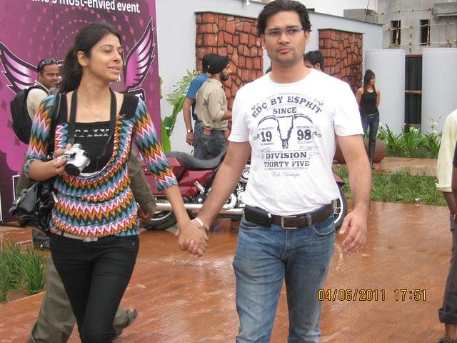 """Park Titanium Harley Fest"" at Park Street Wakad Pune -IMG_6900"