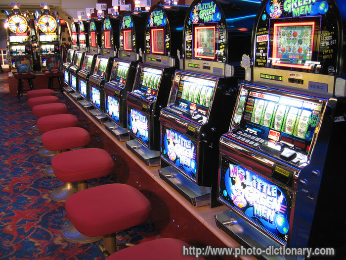 Slot machine free slots & casino