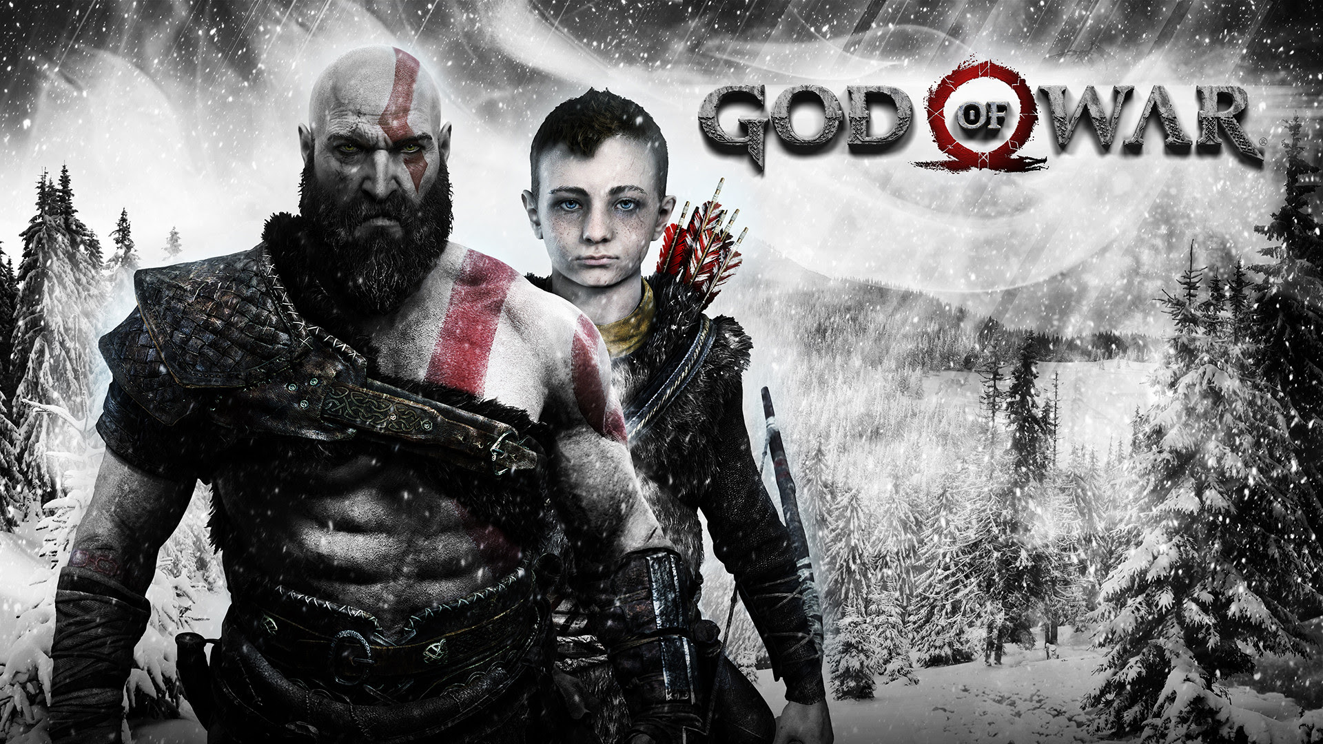 God Of War 4 Wallpaper 65 Images