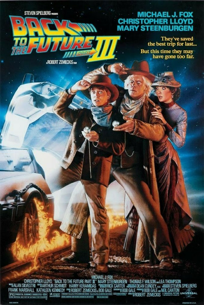 Back to the Future Part 3 (1990) 480p | 720p 1080p BluRay Dual Audio (Hindi+English) Full Movie