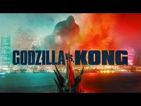 Godzilla vs Kong Movie Trailer