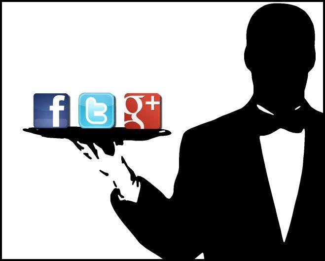 Image result for hotel social media account