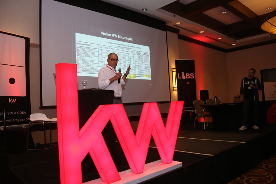 The company KW Nicaragua analyzed the real estate sector in Managua. Orlando Valenzuela / END