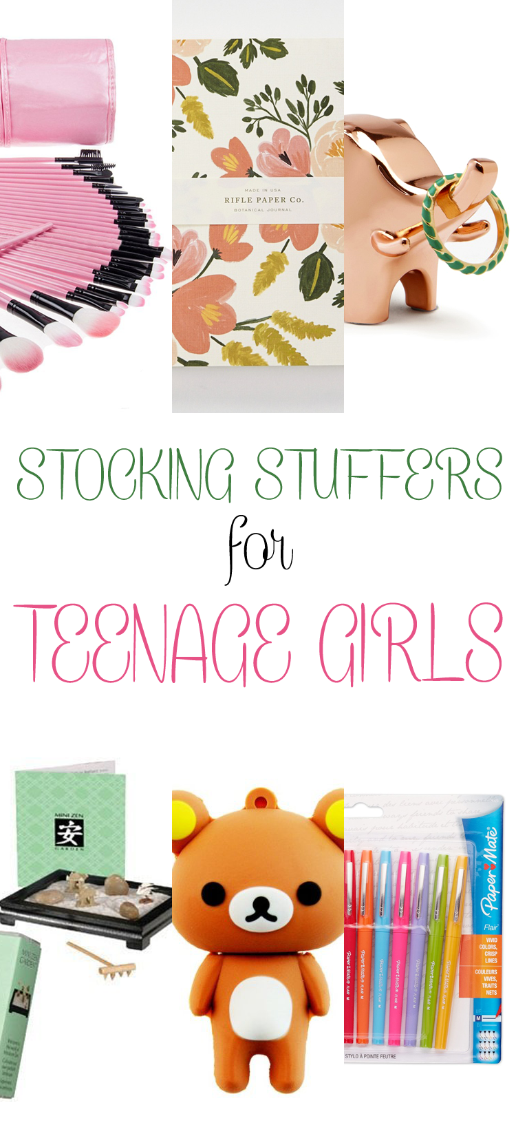 Stocking Stuffers for Teenage Girls - The Cottage Market