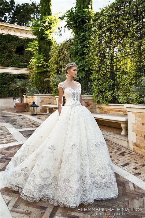 Alessandra Rinaudo 2017 Wedding Dresses ? Gorgeous Italian