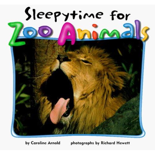 Sleepytime for Zoo Animals