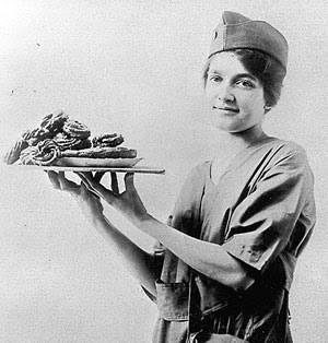 Salvation Army Chicago Donut Day History