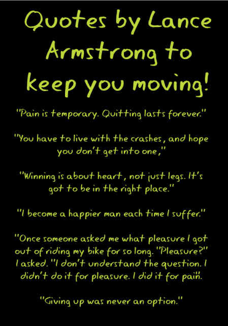 Muhammad Ali quotes by lance What Are Your Favorite Motivational Quotes